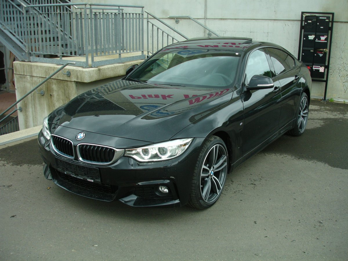 BMW GRAN COUPE XDRIVE BVA 430D