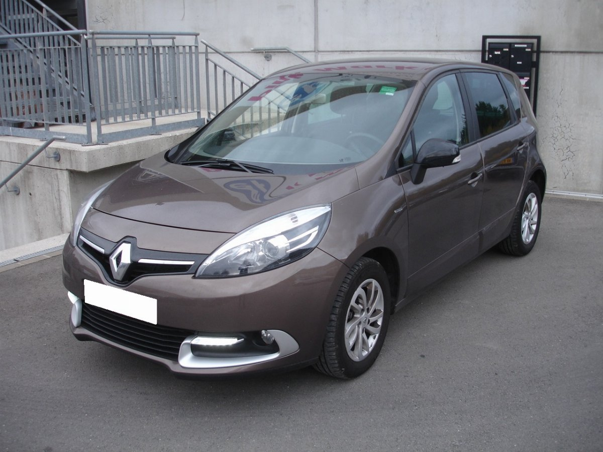 RENAULT 1.5 DCI LIMITED SCENIC