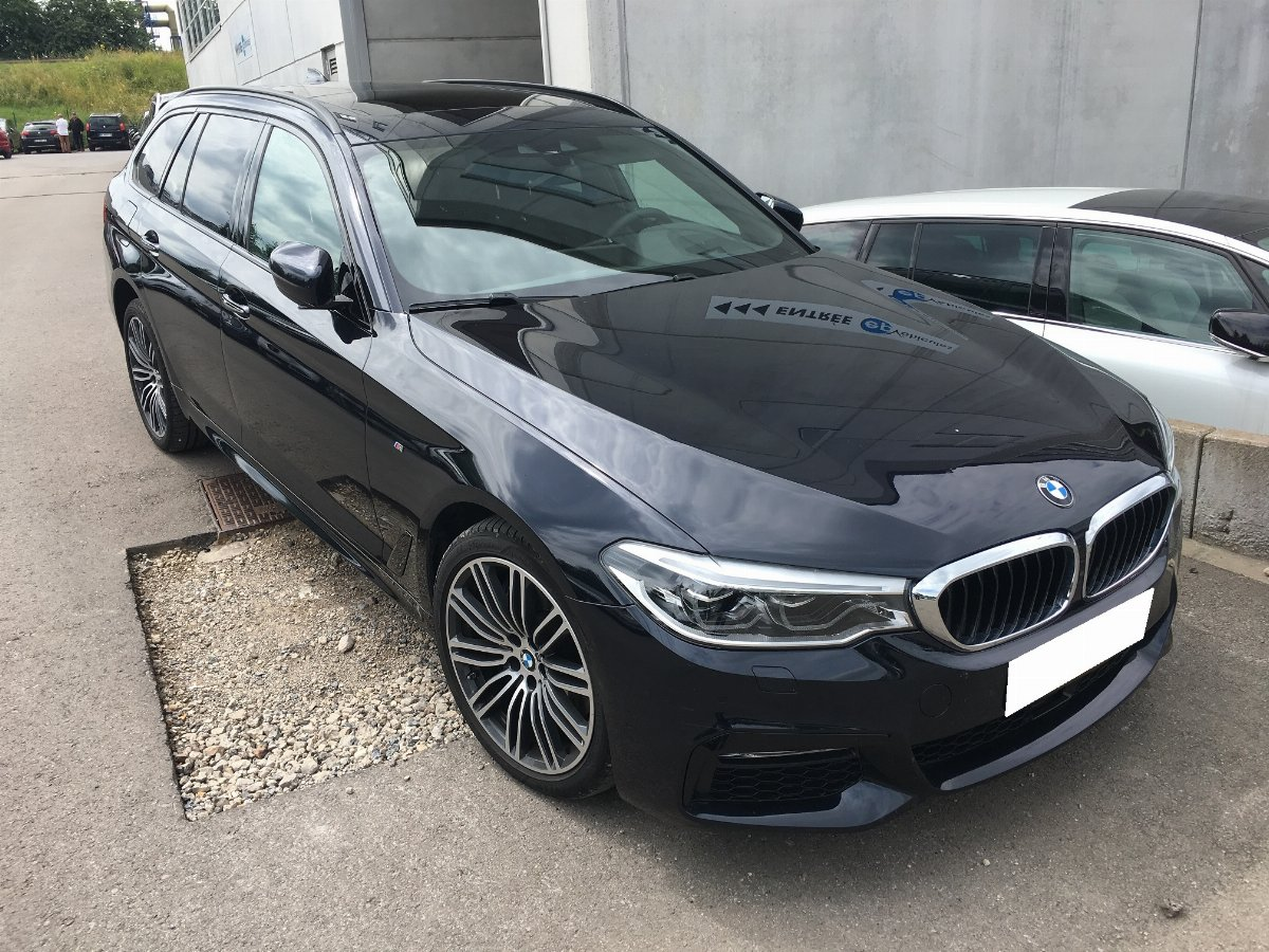 BMW PACK M XDRIVE BVA 530D TOURING