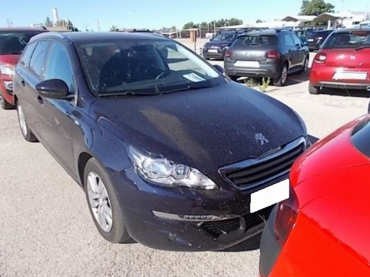 PEUGEOT 1.6 B-HDI 120 STYLE 308 SW