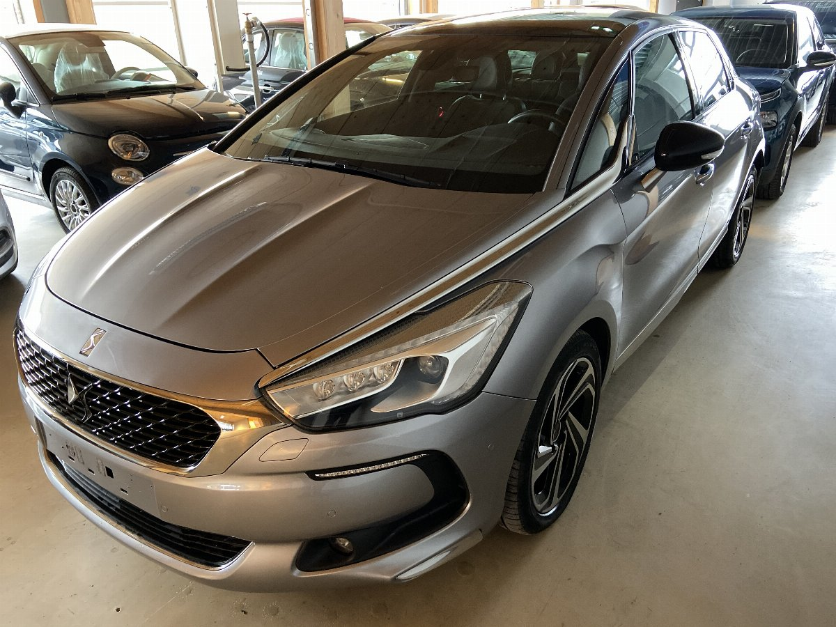 DS 2.0 B-HDI 180 EAT6 SPORT CHIC DS5