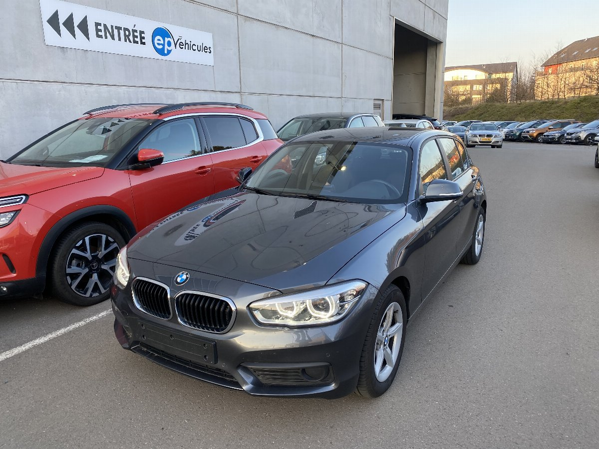 BMW BUSINESS 116D